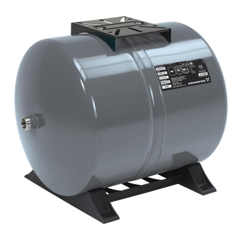Horizontal Grundfos Pressure Vessels