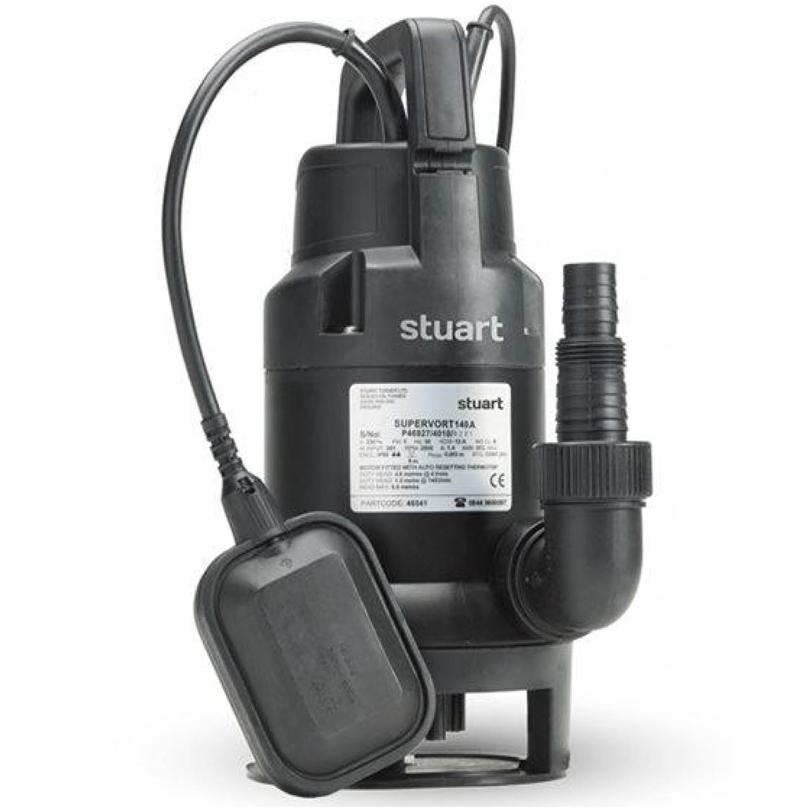 Stuart Turner Supervort Pumps