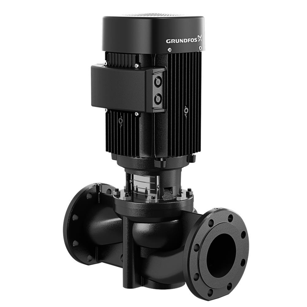 Grundfos TP 80-60/4 0.75kw 1450RPM BQQE 98958026 Commercial Circulator Pump - 415v