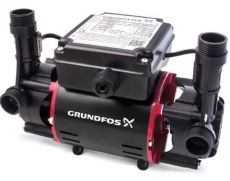 Grundfos STR2 2.0C Bar Twin Impeller Positive Regenerative Shower Pump
