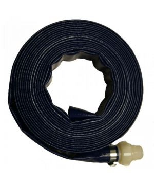"Grundfos Hose Kit - 10m x 1 1/4"" Lay Flat Hose & Fittings"