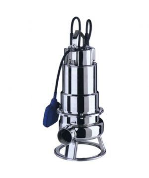 Ebara DW VOX/A M 150 A SPINA UK Submersible Sewage Pump - 230v - Single Phase - With Floatswitch