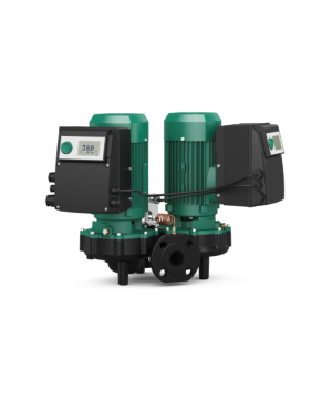 Wilo VeroTwin DP-E32/125-1,1/2-IE4 Centrifugal Pump - 380v - Three Phase - 10 bar