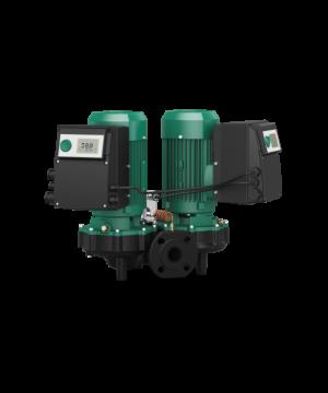 Wilo VeroTwin DP-E32/105-0,75/2-R1 IE4 Centrifugal Pump - 380v - Three Phase - 10 bar