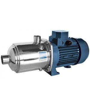 Ebara MATRIX/I10-4T/1,5 IE3 Horizontal Multistage Pump - 400v - Three Phase - 250 Ltr/min
