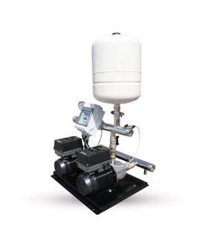 Stuart Turner Aquaboost iBolt ABB IB 0304 2H-CMT/24 Twin Pump Booster Set