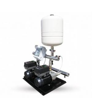 Stuart Turner Aquaboost iBolt ABB IB 0906 2H-CMT/24 Twin Pump Booster Set - 230v - Single Phase - 500 Ltr/min