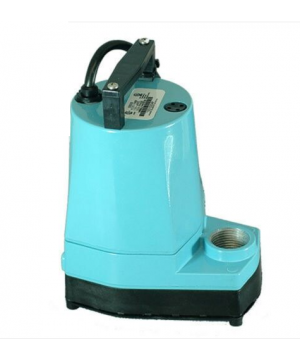 Little Giant 505025 Submersible Utility Pump - Manual