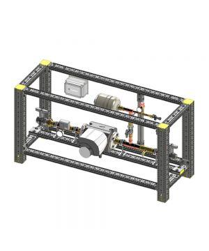 Trebles Run-Around-Coil Package - 5302-EC-XL-32-120F - Standard