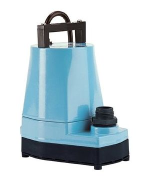 Little Giant 5MSPR10M Sump Pump - 230v