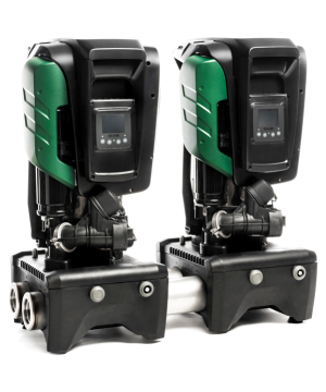 DAB 2 Esybox Max 60/120 M 220-240 V Twin Pump Booster Set - 240v - Single Phase