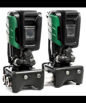 DAB 2 Esybox Max 60/120 T 400 V Twin Pump Booster Set - 400v - Three Phase