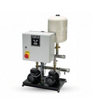 Stuart Turner Aquaboost ABB 0906 2H-SPC/M Horizontal Twin Booster Set - 230v - Single Phase - 500 Ltr/min