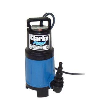 Clarke CSV2 Submersible Vortex Water Pump - 230v - Single Phase - 236 Ltr/min