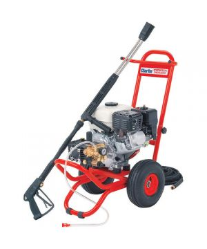 Clarke PLS135AH Heavy Duty Petrol Pressure Washer - 1740psi