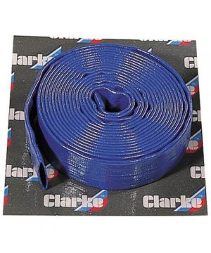 Layflat Delivery Hose Packaged - 2'' - 10m