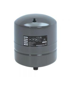 Grundfos GT-H-18 Vertical Cold Water Diaphragm Tank - 10 Bar - 18 Ltr