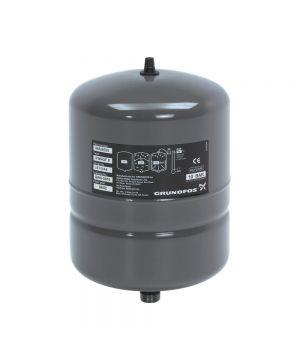 Grundfos GT-H-8 - Vertical Cold Water Diaphragm Tank - 10 Bar - 8 Ltr