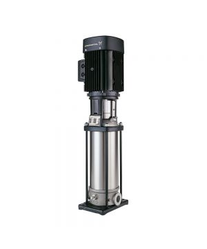 Grundfos CRI 1-11 A CA I V HQQV 0.55kW Vertical Multistage Pump - 240v - Single Phase - 38 Ltr/min