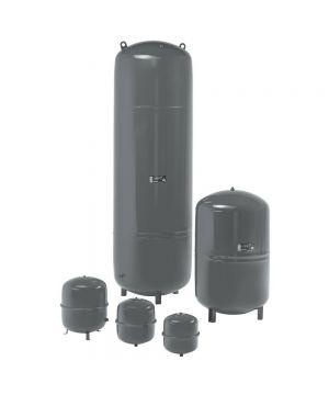 Grundfos GT-HR-140 Vertical Hot Water Diaphragm Tank - 6 Bar - 140 Ltr