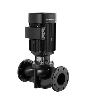 Grundfos TP 32-40/4 A-F-Z-BQQE-CX3 Single Head In Line Circulator Pump - 415v - Three Phase - 83 Ltr/min