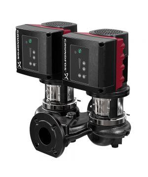 Grundfos TPE2 D 65-60 N-A-F-A-BQQE-DAB Twin Head In Line Circulator Pump