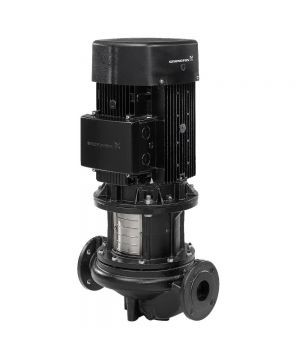 Grundfos TP 125-80/6 A-F-A-BQQE-JX5 Single Head In Line Circulator Pump - 415v - Three Phase - 2335 Ltr/min