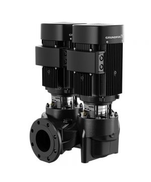 Grundfos TPD 40-90/4 0.18kw 1450RPM BQQE Twin Head Pump