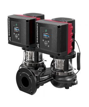 Grundfos TPE3 D 65-60-S A F A BQQE Twin Head In Line Circulator Pump