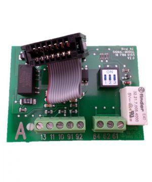 Biral Signal Module A 12 - A 801 V2 / AW 15-2-AW 402