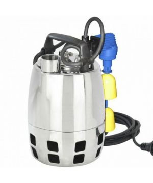 Calpeda GXVm 25-8-GF Submersible Dirty Water Pump with Magnetic Floatswitch 110V