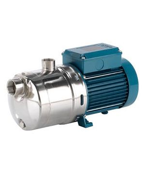 Calpeda MXHM-204/A Horizontal Multistage Pump - Single Phase - 240v