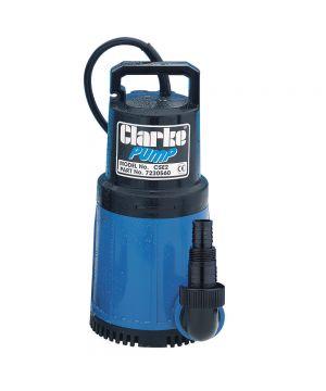 Clarke CSE2 Submersible Pump - No Float - 230v