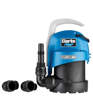 Clarke CWP200 Submersible Clean Water Pump - 230v