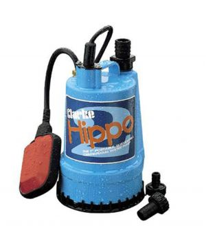 Clarke Hippo 2A Submersible Pump - With Float Switch