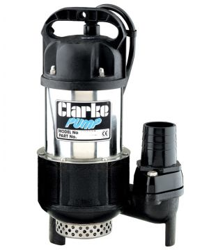 Clarke HSE 360 Submersible Pump - Manual - 230v