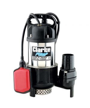 Clarke HSE 300A  Submersible Pump - 230v