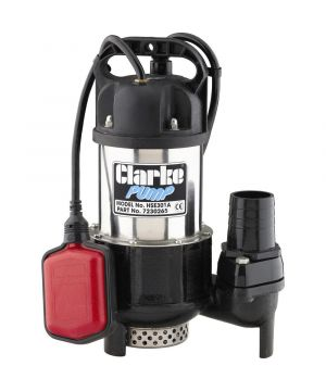 Clarke HSE 301A Submersible Pump - 110v