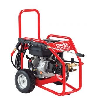 Clarke PLS265A Heavy Duty Pressure Washer - Petrol Driven - 3260psi