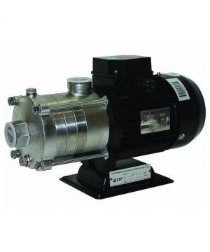 CNP CHLF 4-30 Stainless Steel Horizontal Multi-Stage Centrifugal Pump - 400v