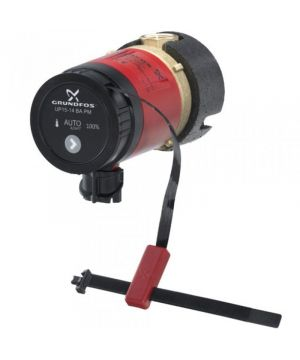Grundfos Comfort UP 15-14 BA PM Hot Water Recirculation Brass Pump - With AutoAdapt