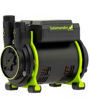 Salamander CT55+ Xtra Regenerative Positive Head Shower Pump - 1.6 Bar - Single Impeller - With Inlet Isolators