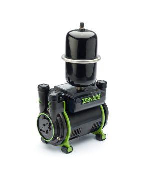 Salamander CT60 Twin Head Positive Head Regenerative Shower and Bathroom Pump - 230v - Single Phase - 1.8 bar