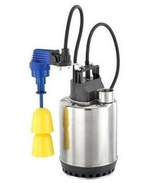 Lowara DOC3/A GW Sump Pump - With Float Switch - 110v