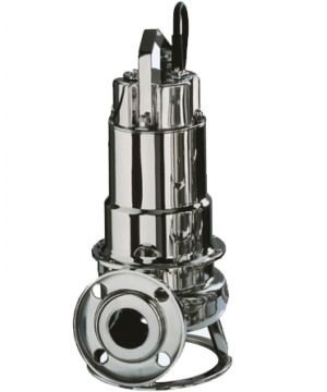 Ebara DWF M 100 Submersible Pump - Channel Impeller - Without Float Switch - 230v