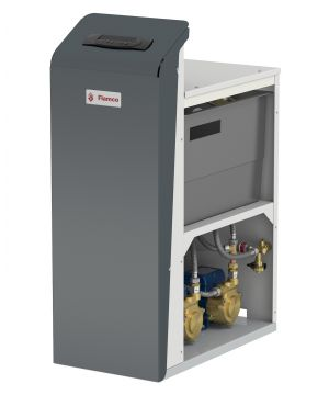Flamco Pro PU 281 Digital Pressurisation Unit - Twin Pump - 1-8 Bar