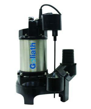 Goliath Super Automatic Submersible Pump - 110v
