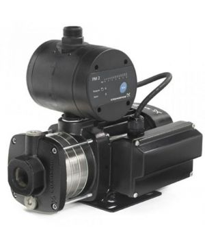 Grundfos CMB 5-28 I C A D C B (2.8 Bar) Compact Home Booster with PM2-AD Pressure Manager 240V
