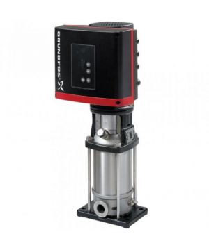 Grundfos CRIE 1-6 AN CA I E HQQE 0.55kW Vertical Multi-Stage Pump (with Sensor) 415V (98389401)