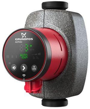 Grundfos Alpha3 15-50/60 Domestic Circulator - 130mm - 240v